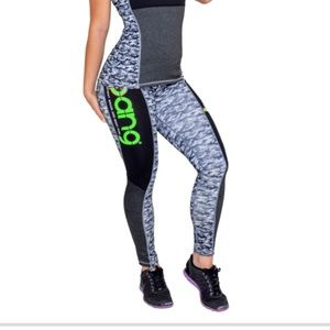 Bang workout leggings